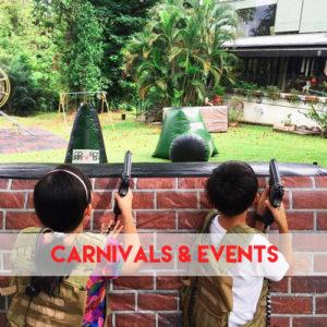 event & carnival rentals