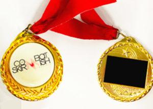 reward medals for team games